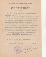 - Courrier De Prisonnier Au STALAG VIII A En Allemagne En 1940. - Guerre 1939-45