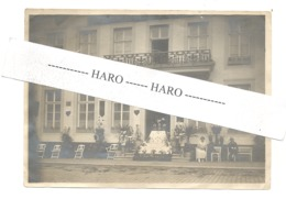 "SPA - Photo ( 13 X 18  Cm ) De La Façade Du "" Grand Hôtel "" 193...?(b272) - Lugares"