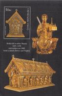 2009 Czech Republic St. Maurus Complete Souvenir Sheet  MNH @ BELOW FACE VALUE - República Checa