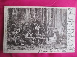 Le Repas Des Bucherons  1903 - France