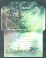 ALAND - 1999 - MNH/** - AEROGRAMME  - FLOWER - Lot 20793 - Aland