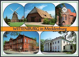 D0622 - TOP Wittenburg - Bild Und Heimat Reichenbach Qualitätskarte - Deutschland
