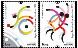 1.- PORTUGAL 2012. Paralympic Games - London 2012 - Zomer 2012: Londen