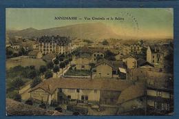 ANNEMASSE - Vue Générale Et Le Salève - Annemasse