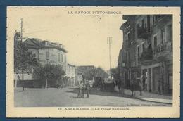 ANNEMASSE -  La Place Nationale - Annemasse