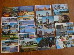 Charente Maritime Lot De 25 Cartes Postales Surgères, Meschers, Ile De Ré, Royan, La Rochelle, Ronce Les Bains, La Palmy - 5 - 99 Cartes