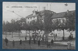 ANNEMASSE - L'Hôtel De Ville - Annemasse