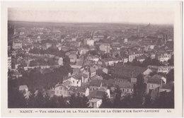 54. NANCY. Vue Générale De La Ville Prise De La Cure D'Air Saint-Antoine. 3 - Nancy