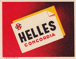 Helles - Br. Concordia (Geraardsbergen) - Bière