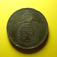Brazil 40 Reis 1879 - Brasil