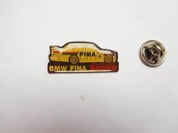 Beau Pin's , Carburant Essence , Oil , Huile , Fina , Auto BMW FINA Racing - BMW