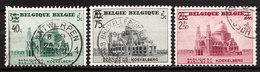 481/83  Koekelberg - Série Complète - Oblit. - LOOK!!!! - Gebraucht