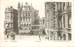 Amsterdam - Sophiaplein - 1901 - Amsterdam