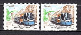 FRANCE LOT DE 2 TIMBRES DE 2011 N 4530 NEUF ** LUXE - France