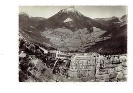 Cpm - 38 - GRENOBLE - Vue Aérienne - 21858 A - Fort St Eynard - Charmant Som Chamechaude Plateau Sappey - 1962 - Grenoble