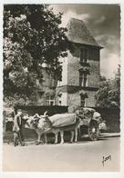 64 - Mauléon -     L'Hôtel D'Andurain Et Attelage Béarnais - Mauleon Licharre