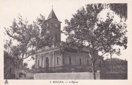 ALGERIE Bouira L Eglise - Algerien