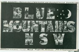 New South Wales 1905; Blue Mountains - Circulated. (Keys - Sydney) - Australia