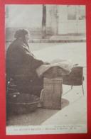 64 Au Pays Basque 1921 Marchande De Marrons Gros Plan Dos Scanné éditeur MD N°102 Mar El De Boy - France