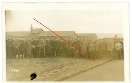 Pow Camp England ? Redmires Sheffield ? / German Lager / Carte Photo -1914-1918 WWI - Guerra 1914-18