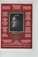 61PR/ Deutsches Reich PK Hitler Seine Reis 1889-1939 C.Wien 20/4/1939 Geburtstag De Fuhrers - Guerra 1939-45
