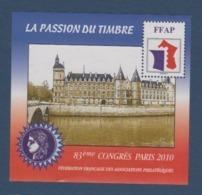 FFAP-2010 N°4** LA CONCIERGERIE PARIS - FFAP