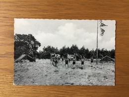 Grimbie  Opgrimbie  (Belgique)  K.A. Kampeerterreinen  (Scouts Padvinderij) - Scoutisme