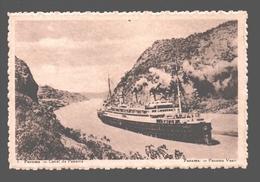 Panama - Canal De Panama - Publicity Chocolat Martougin Anvers - Reclame - Panama
