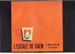 """Magasin L'Escale De Caen /  Catalogue """"La HUTTE"""" 1957 Matériel De Plein Air,camping,sports,plage,guides Et Scouts - Publicités"""