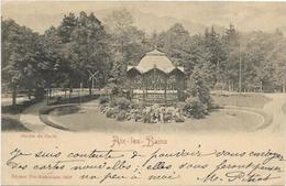 73. AIX LES BAINS.  JARDIN DU CERCLE - Aix Les Bains