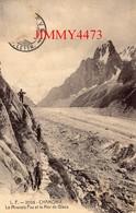 CPA - CHAMONIX - Le Mauvais Pas Et La Mer De Glace En 1911 - 74 Haute Savoie - L. F. - N° 2006 - Chamonix-Mont-Blanc