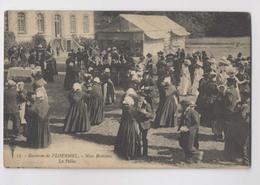Environs De PLOERMEL - 1919 - Bretagne - Danse Bretonne - LA POLKA - Animée - Noce - Ploërmel