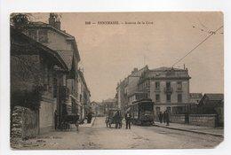 - CPA ANNEMASSE (74) - Avenue De La Gare 1904 (avec Personnages Et Tramway) - Photo-Edition Pittier 218 - - Annemasse