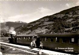 St. Lorenzen Mit Gstoder - Murtalbahn (653) - Austria