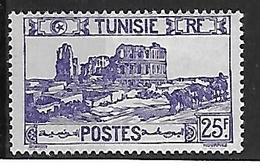 TUNISIE N°295 N* - Ongebruikt