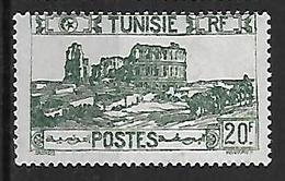 TUNISIE N°294 N* - Ongebruikt