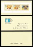 NOUV.-CALEDONIE 1992 - Yv. Carnet C283 **   Cote= 7,70 EUR - Tryptique Bateaux Caravelles De C. Colomb  ..Réf.NCE24927 - Poste Aérienne