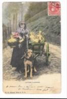 Laitière Flamande - Voiture à Chien - édit. E.G. Série 2 N°11 + Verso - Artigianato