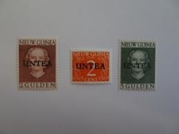 Sevios / Nederlands Nieuw-Gu Inea / **, *, (*) Or Used - Netherlands New Guinea