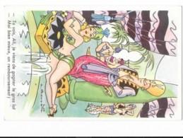 Illustrateur Bonnotte - Tu Sais Ali, Je Viens De Gagner Le Gros Lot - édit. Photochrom 772 + Verso - Bonnotte