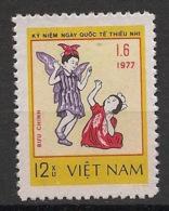 Vietnam - 1977 - N°Yv. 109 - Journée Des Enfants - Neuf Luxe ** / MNH / Postfrisch - Vietnam