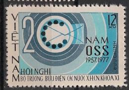 Vietnam - 1978 - N°Yv. 137C - Congrès Des Postes - Neuf Luxe ** / MNH / Postfrisch - Vietnam
