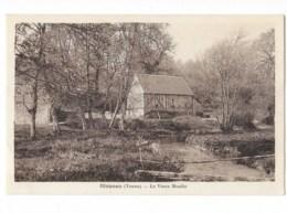 Bléneau - Le Vieux Moulin - édit. Morand  + Verso - Bleneau