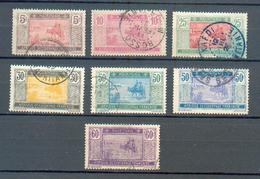 MAU 311 - YT 39-41-42-44-45-46-47  ° Obli - Mauritanien (1906-1944)
