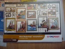 (2) (2) NEDERLAND NIEDERLANDE NETHERLANDS 2006 Postzegelmapje 340 * MOOI NEDERLAND * Presentation Pack POSTFRIS MNH - Neufs