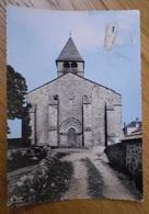 CPSM 23 - BELLEGARDE EN MARCHE L' EGLISE DE SAINT-SILVAIN - Bellegarde