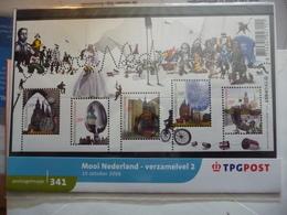 (2) NEDERLAND NIEDERLANDE NETHERLANDS 2006 Postzegelmapje 341 * MOOI NEDERLAND VEL 2 * Presentation Pack POSTFRIS MNH - Neufs