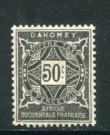 DAHOMEY- Taxe Y&T N°14- Neuf Avec Charnière * - Nuevos