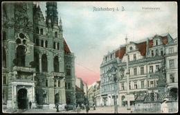 Czech Republic - Liberec Region: Reichenberg (Liberec), Altstädterplatz  1915 - Czech Republic