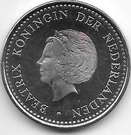 *netherlands Antilles 1 Gulden 1984 Km 24  Unc - Netherland Antilles